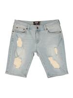 Distressed Skinny Short