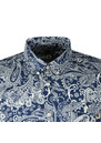 S/S Slim Fit Paisley Shirt additional image