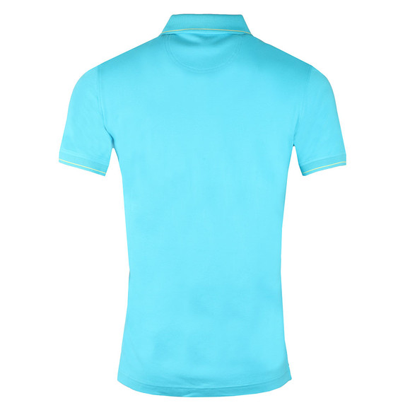 Henri Lloyd Mens Blue S/S Abington Polo main image