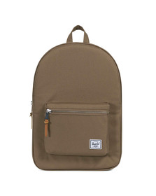 Herschel Mens Brown Settlement Backpack