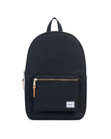 Herschel Mens Black Settlement Backpack