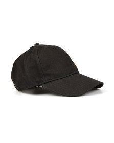 Barbour International Mens Black Norton Drill Cap