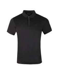 Emporio Armani Mens Blue 3Z1F62 Jersey Polo Shirt