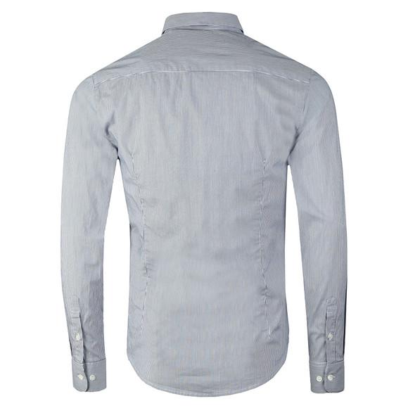 Emporio Armani Mens Blue 8N1C09 Shirt main image