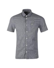 Lacoste Mens Blue S/S CH5014 Shirt