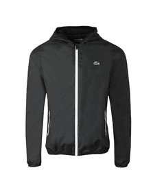 Lacoste Sport Mens Black Bh3363 Jacket