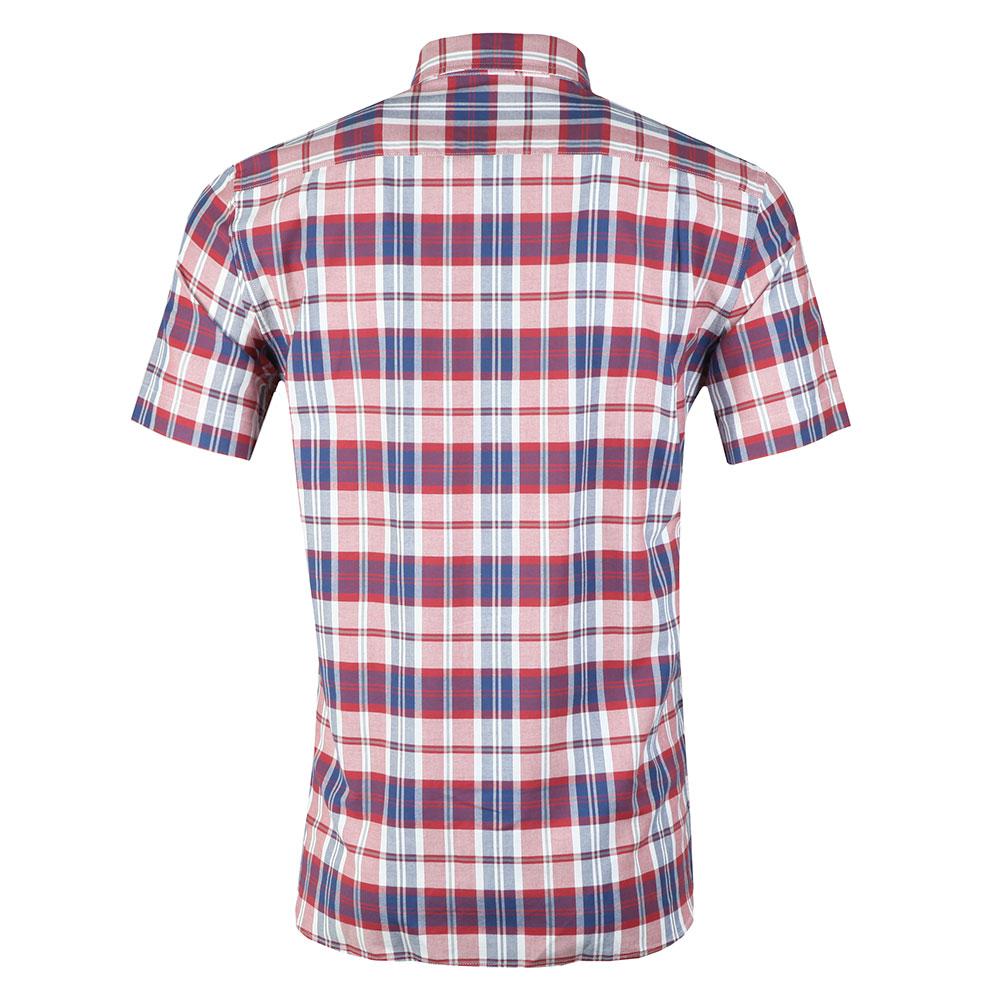 S/S CH7261 Check Shirt main image