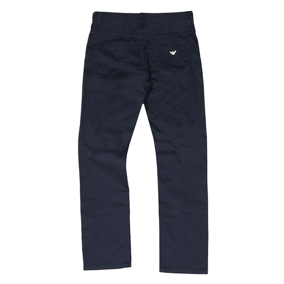 Emporio Armani Mens Blue J15 Chino main image