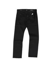 BOSS Mens Black Casual Delaware Jean