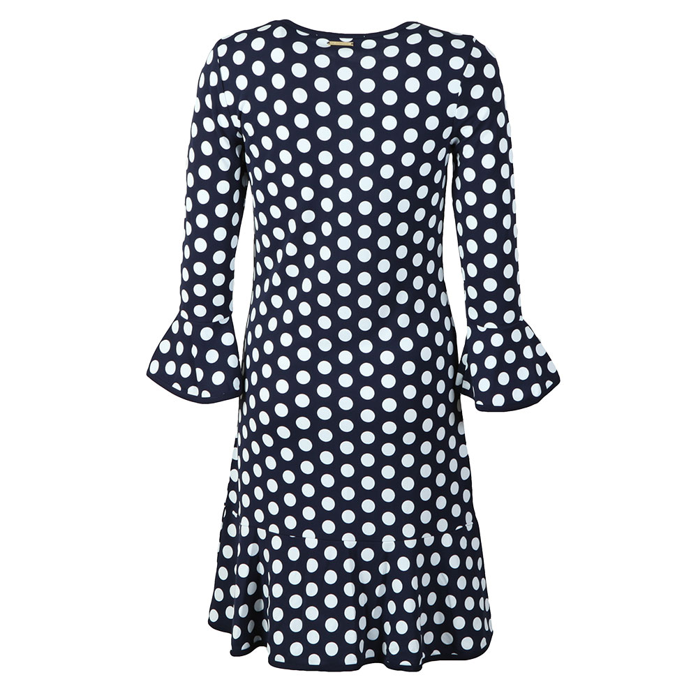 Simple Dot Elev Dress main image