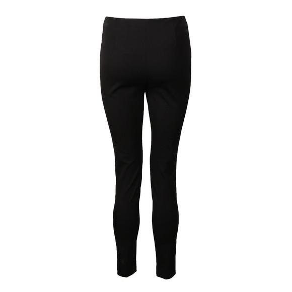Michael Kors Womens Black Zip Pocket Hutton Pant main image