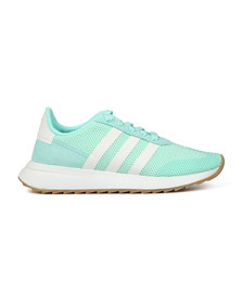 adidas Originals Womens Green Flashback W Trainer