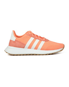 adidas Originals Womens Orange Flashback W Trainer