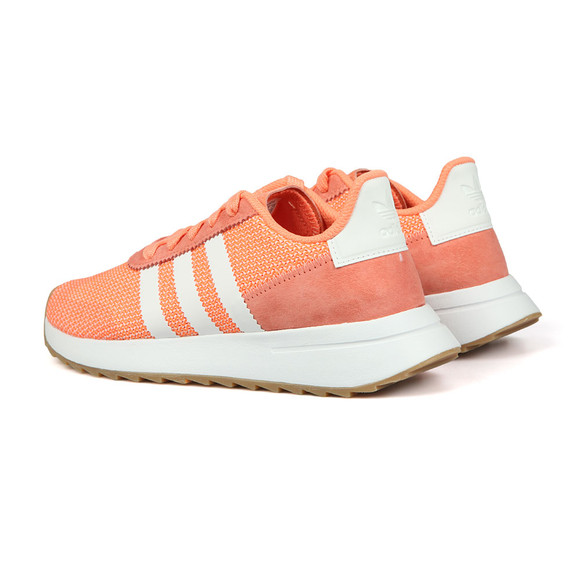 adidas Originals Womens Orange Flashback W Trainer main image