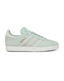 adidas Originals Womens Green Gazelle OG W Trainer