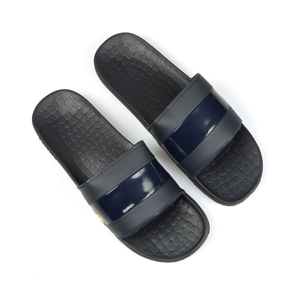 Lacoste Mens Blue Frasier 118 1 U CAM Slides main image