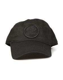 CP Company Undersixteen Boys Black Viewfinder Goggle Cap