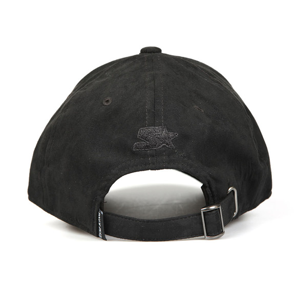 Gym King Mens Black Suede Pitcher Cap main image