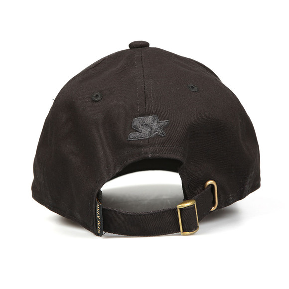 Gym King Mens Black Pitcher Cap main image
