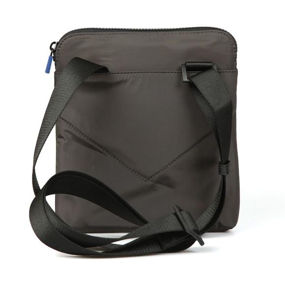 Emporio Armani Mens Green Logo Print Shoulder Bag main image