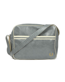 Fred Perry Mens Grey Classic Shoulder Bag