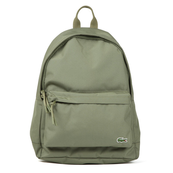 Lacoste Mens Green NH1595NE Backpack main image