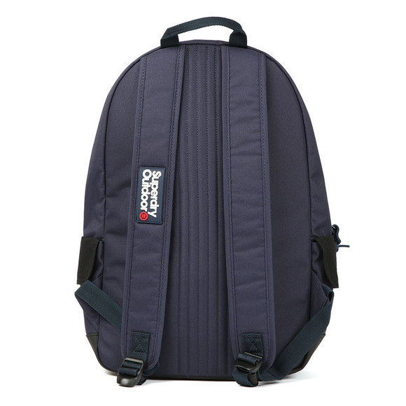Superdry Mens Blue Binder Montana Rucksack main image