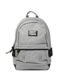 Superdry Mens Grey Binder Montana Rucksack