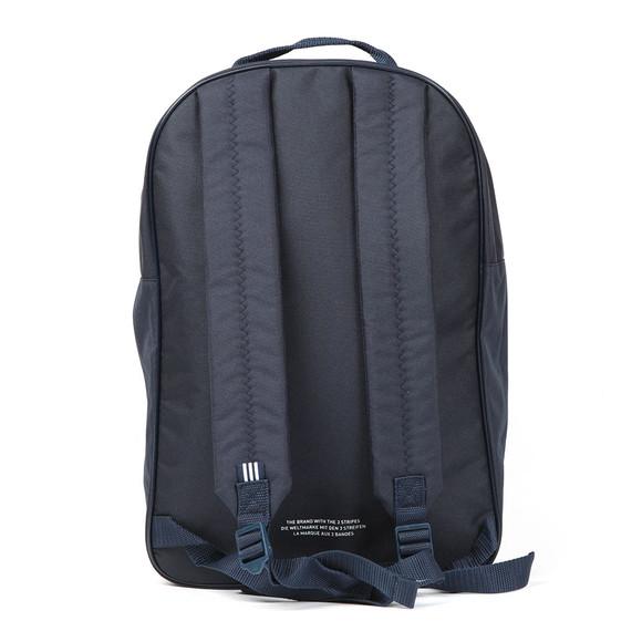 adidas Originals Mens Blue Trefoil  Backpack main image