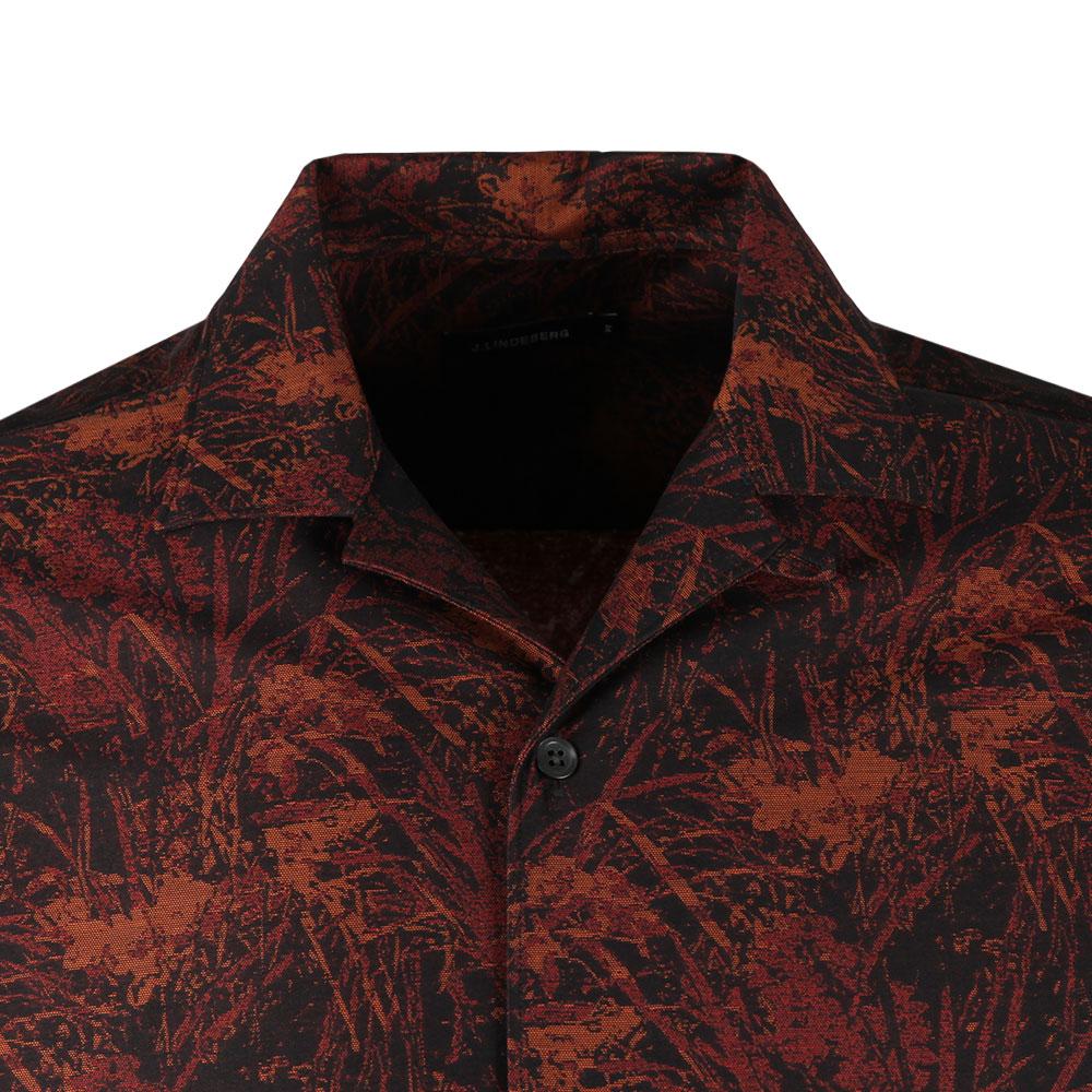 David T Jacquard Shirt main image