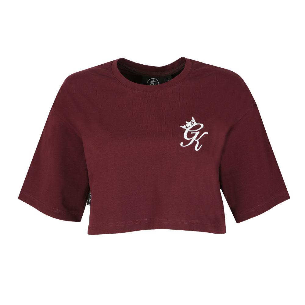 Kourtney Crop T Shirt main image