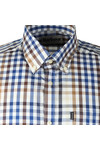 Barbour Lifestyle Mens Brown S/S Russell Shirt