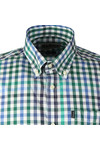 Barbour Lifestyle Mens Green S/S Russell Shirt