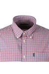 Barbour Lifestyle Mens Blue S/S Newton Shirt