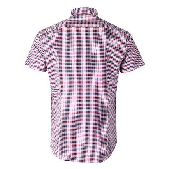 Barbour Lifestyle Mens Blue S/S Newton Shirt main image