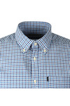 Barbour Lifestyle Mens Blue S/S Newton Shirt