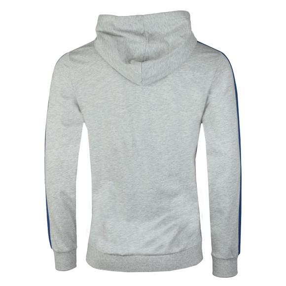 BOSS Mens Grey Authentic Full Zip Hoody main image