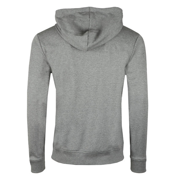 BOSS Mens Grey Homeleisure Full Zip Hoody main image