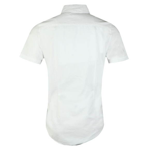 Calvin Klein Jeans Mens White S/S Wilbens Shirt main image