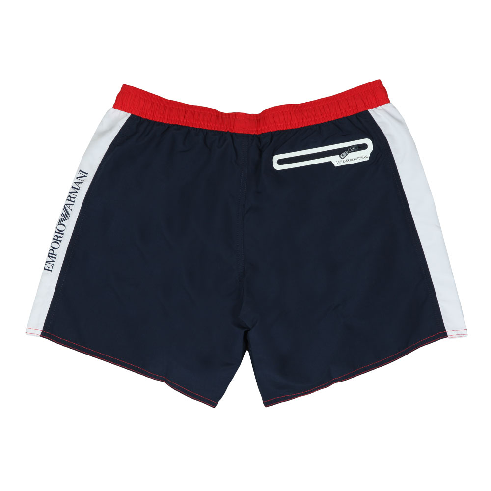 Large Side Logo Swimshorts main image