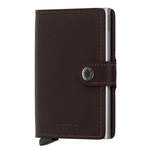 Secrid Mens Brown Mini Wallet main image