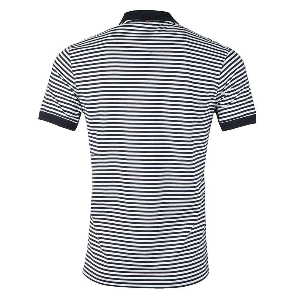S/S Feeder Stripe Polo Shirt main image