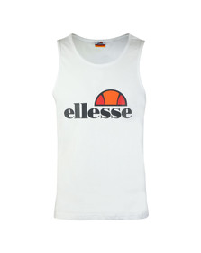 Ellesse Mens White Frattini Vest