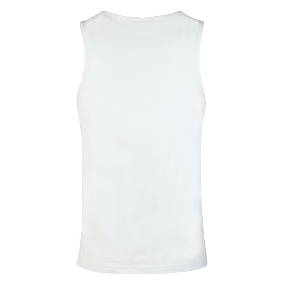 Ellesse Mens White Frattini Vest main image