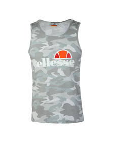 Ellesse Mens Grey Frattini Vest