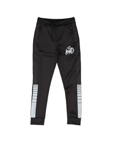 Kings Will Dream Mens Black Kommack Track Pants
