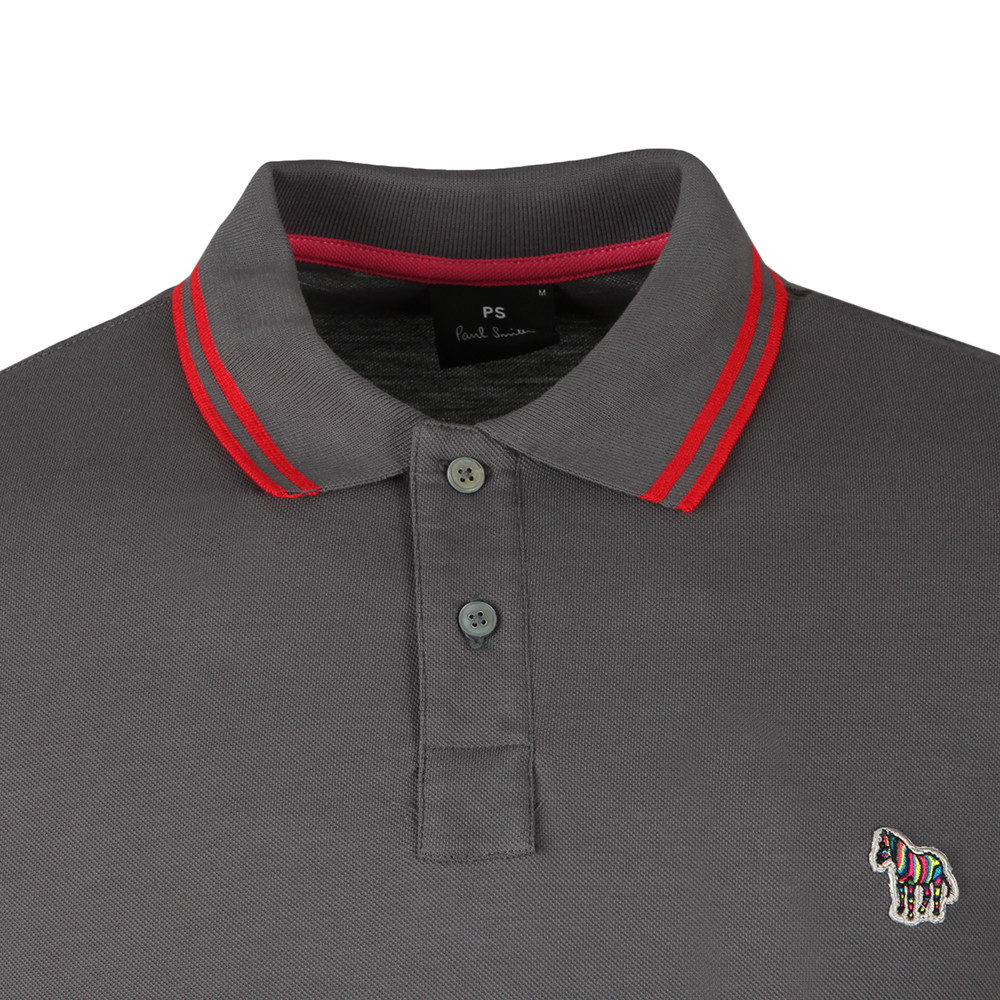 9ccdcc21a PS Paul Smith L S Tipped Polo Shirt