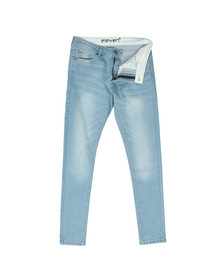 Eleven Degrees Mens Beige Essential Skinny Jean