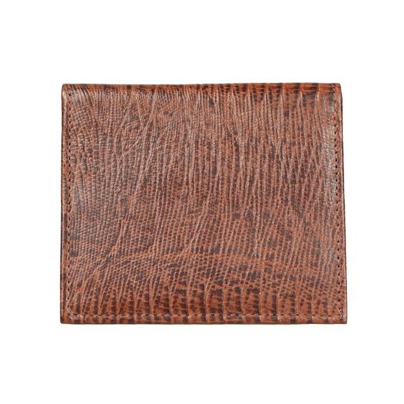 Ted Baker Mens Brown Lizard Card Holder main image