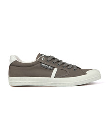 Replay Mens Grey Moskow Trainer